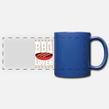 Grillmaster BBQ lover - Panoramic Mug