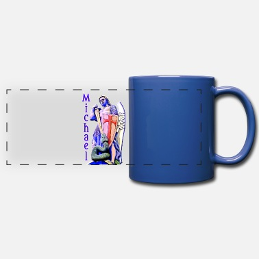 Archangel Michael Michael - Panoramic Mug