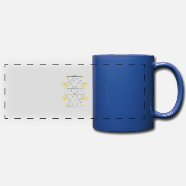 Geometry geometry - Panoramic Mug