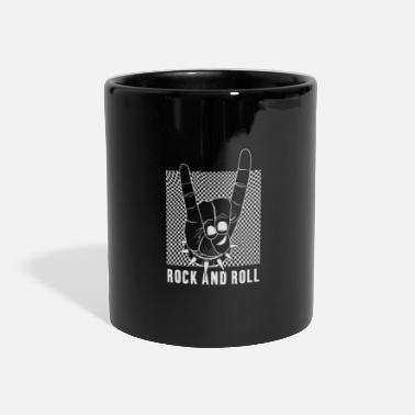Chant A must for every musician, rock and roll - Panoramic Mug