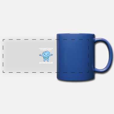 Water Underwear Fog Clouds Teacher Cloud Wears Thundershorts - Panoramic Mug