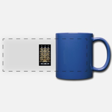Show Gold Show - Panoramic Mug