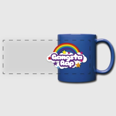Gangsta Rap - Full Color Panoramic Mug