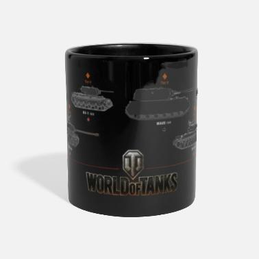 Geek World of Tanks Heavy - Mug panoramique