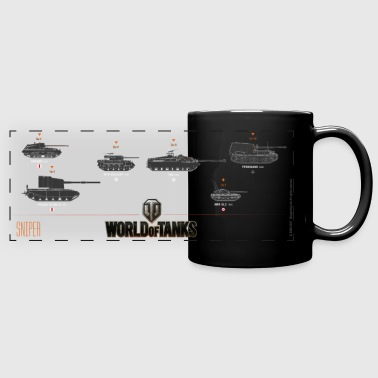 World of Tanks Sniper - Panoramamok gekleurd