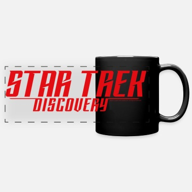 Star Trek Discovery Logo Mug - Panoramic Mug