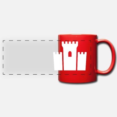 Castle Castle - Panoramic Mug