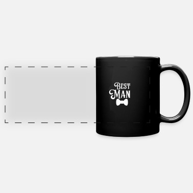 Best Man Best man - Panoramic Mug
