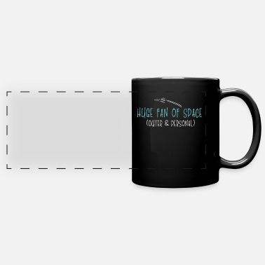 Space Space Space Space - Panoramic Mug