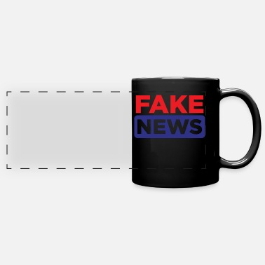 Hoaxe Fake News Hoax - Panoramic Mug