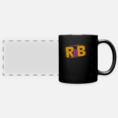 R&b R & B - Panoramic Mug