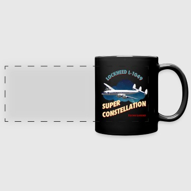 super constellation - Mug panoramique uni