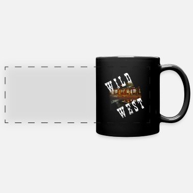 Rodeo rodeo - Panoramic Mug