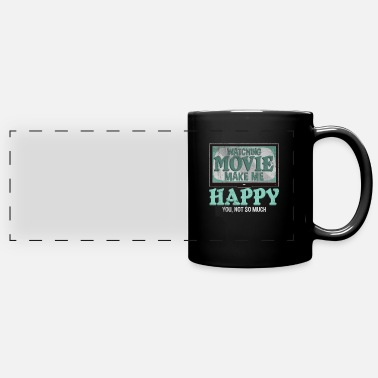 Television Movie cinema television gift movie night - Panoramic Mug