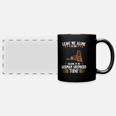 German Shepherd German shepherd - Panoramic Mug