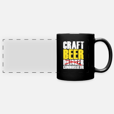 Oktoberfest Craft Beer Drinker Beer Lover Beer Mug Gift - Panoramic Mug