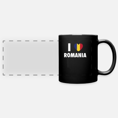 Country Romania amore - Tazza panoramica