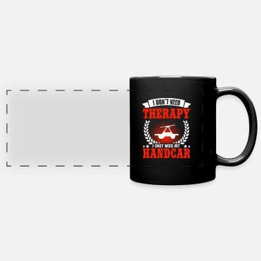 Transport #HANDCAR - Panoramic Mug