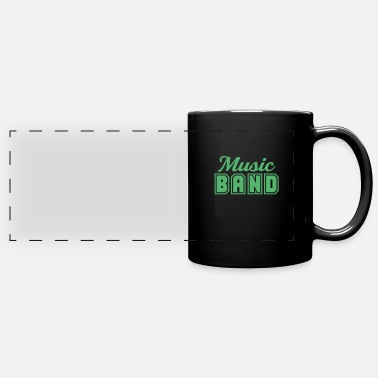 Band Music band band member band band school band - Panoramic Mug