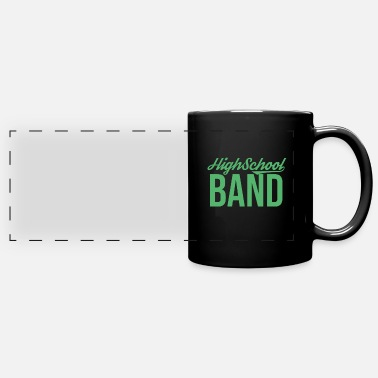 Bands School band music band band band band member - Panoramic Mug
