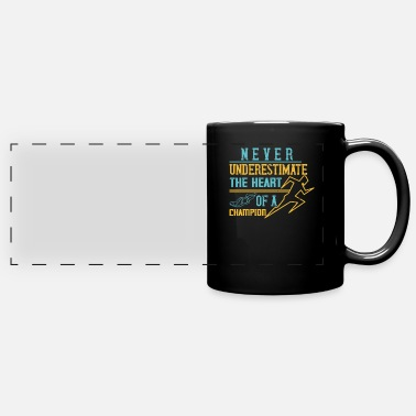 Running Running jogging running - Panoramic Mug