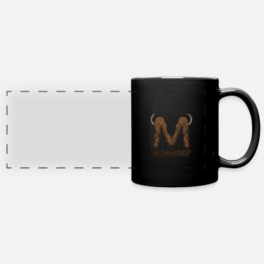 Primal Mammoth Ice Age Primal Gift - Panoramic Mug