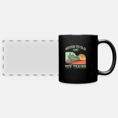 Transports En Commun Locomotive de transport en commun - Mug panoramique