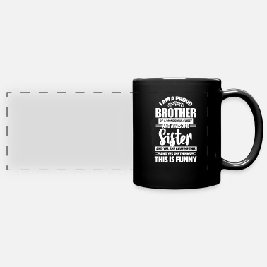 Brother Brothers - Panoramic Mug
