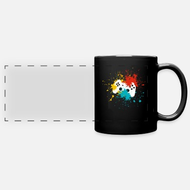 Console Gaming console - Panoramic Mug