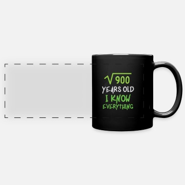 30th 30th birthday - Panoramic Mug