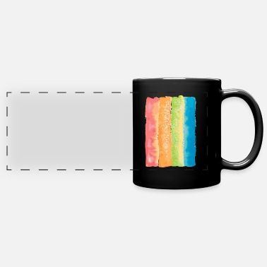Stiffen STIFFEN WITH WATER COLOR - Panoramic Mug