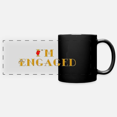 Engagement Engaged - Panoramic Mug