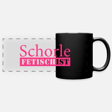 Spritzer Spritzer Fetishes - Panoramic Mug