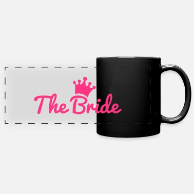 Bride bride - Panoramic Mug