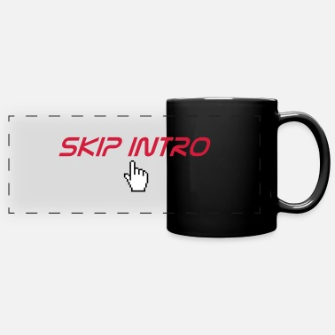 Relation skip intro - Mug panoramique