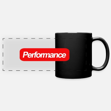 Performance performance - Panoramic Mug