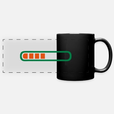 1014 loading progress bar 1014 - Panoramic Mug