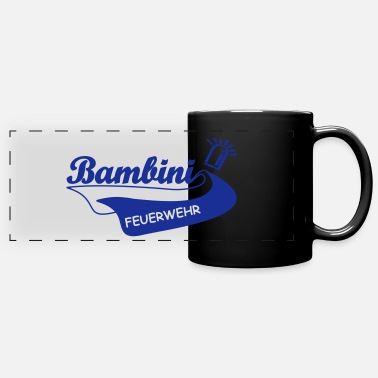 Bambini Bambini firefighters - Panoramic Mug