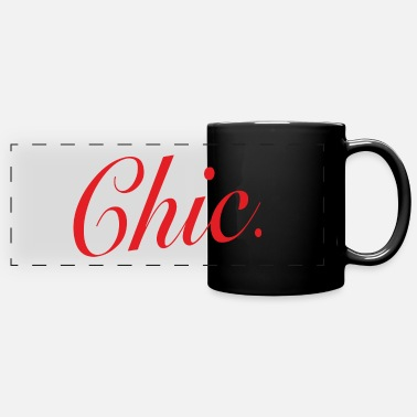 Chic Chic - Panoramic Mug