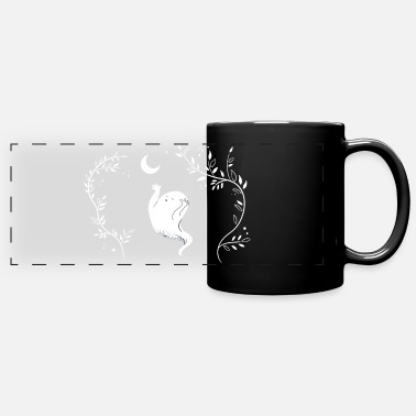 Ghost Ghost ghost - Panoramic Mug