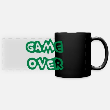 Game Over Game Over - Mug panoramique