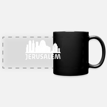 Jerusalem Jerusalem - Panoramic Mug