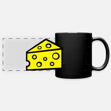 Cheese Cheese - Panoramic Mug