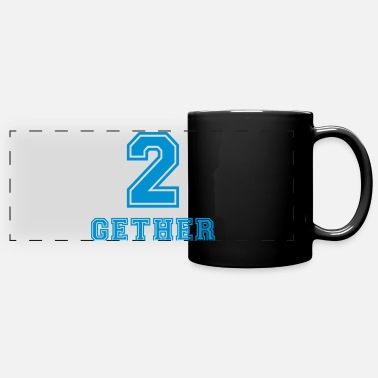 Together together - Panoramic Mug
