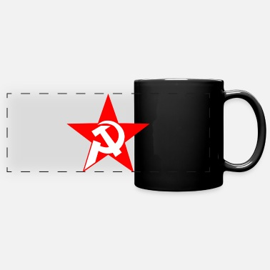 Communism communism - Panoramic Mug