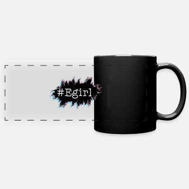 E-girl E-girl - Panoramic Mug