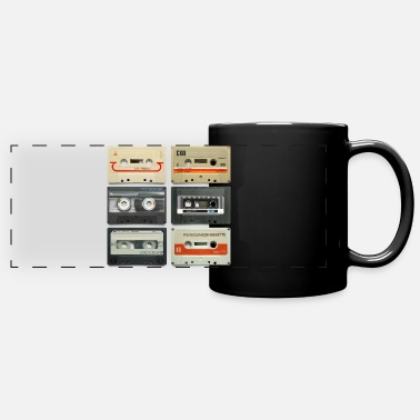 Tape vintage tape: 6 tapes - Mug panoramique