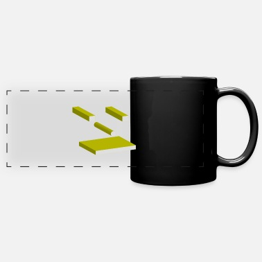 Trend Trend Geometry Trendy Gift - Mug panoramique