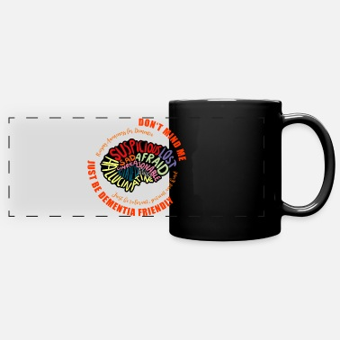 Mixed Dementia Just Be Dementia Friendly - Panoramic Mug