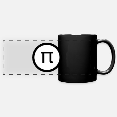 Intensified Course Pi math - Panoramic Mug